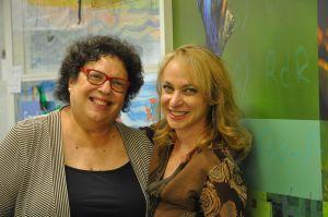 Edna Pasher & Sheryl Chamberlain