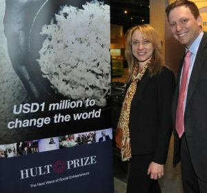 Peter R. Russell, Jr. Director Corporate Relations, North America Hult International Business School