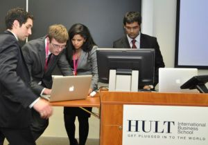 Hult International Students