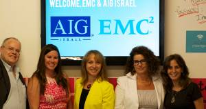AIG, Sheryl Chamberlain, Jennifer Rivet