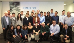 Joel Schwartz and Students