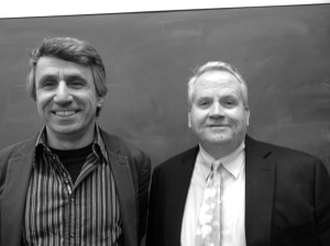 Kevin Perkins and Paolo Gaudiano
