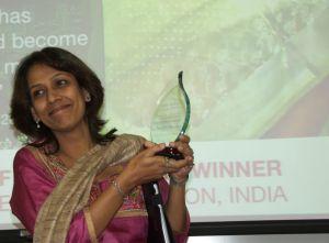 Smarita Sengupta, LOI 2013