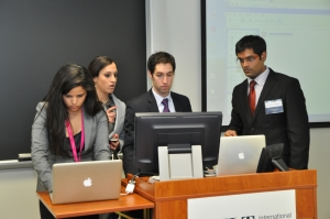 Students Hult Prize Boston Finals