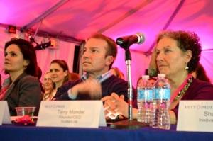 Kate O'Keefe Cisco, Dorian Stone McKinsey, Terri Mandel BioMedLink