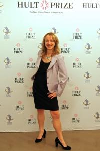 Sheryl Chamberlain Hult Prize San Francisco Judge